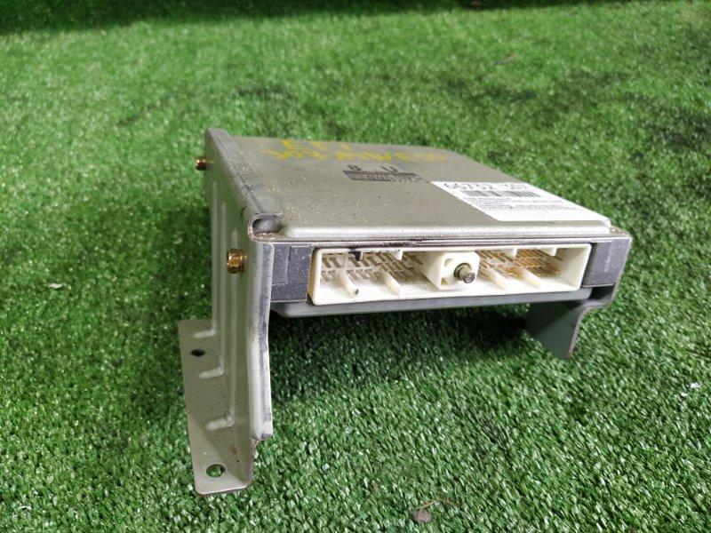 Блок управления efi Nissan Elgrand AVWE50 QD32ETI 1998 (б/у)