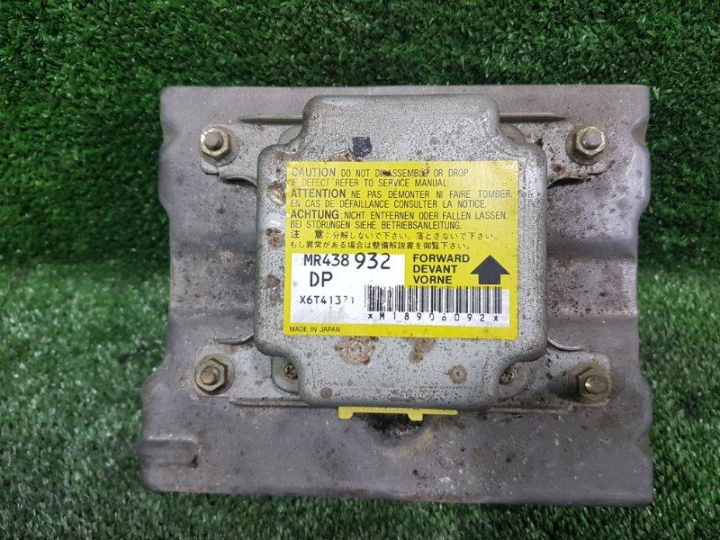 Блок управления airbag Mitsubishi Pajero Io H66W 4G93 1998 (б/у)