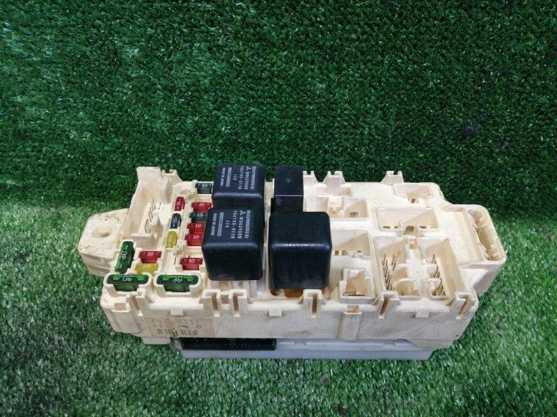Блок предохранителей Mitsubishi Pajero Io H66W 4G93 1998 (б/у)