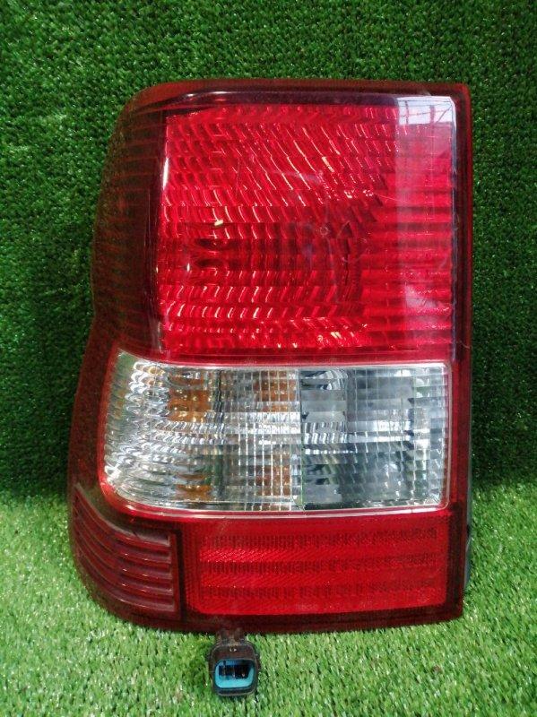 Стоп-сигнал Mitsubishi Pajero Io H66W 4G93 1998 задний левый (б/у)