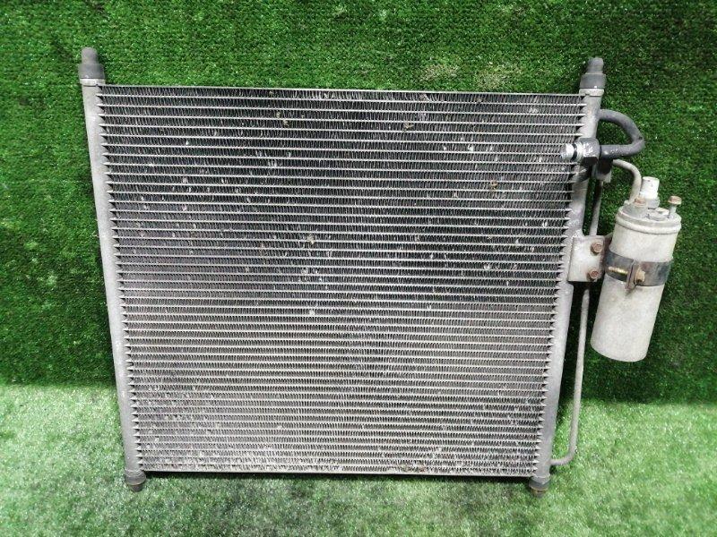 Радиатор кондиционера Mazda Bongo Friendee SGLR WLT 1999 передний (б/у)