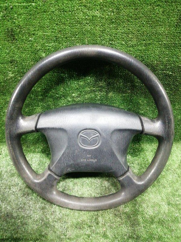 Руль с airbag Mazda Bongo Friendee SGLR WLT 1999 передний (б/у)