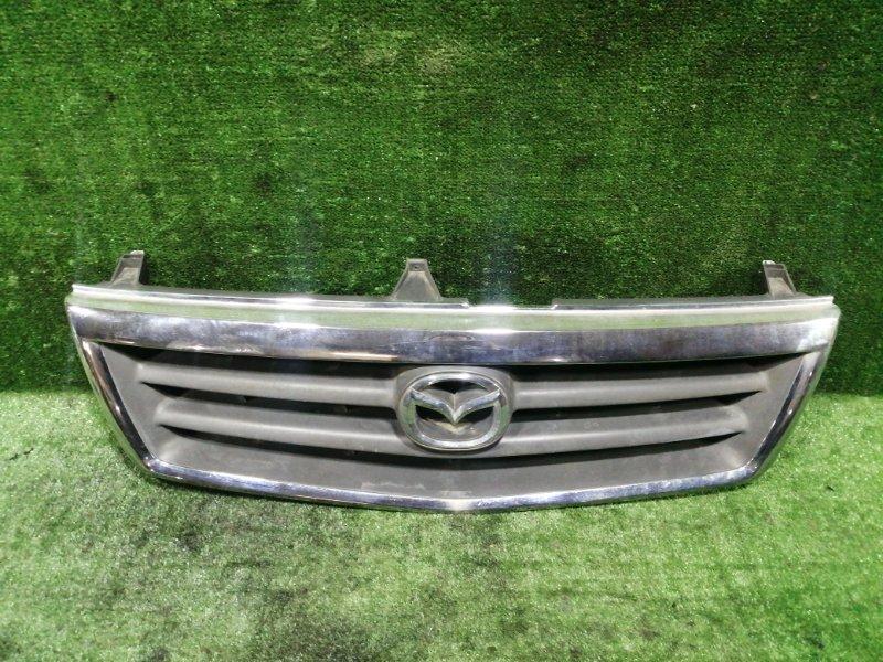 Решетка радиатора Mazda Bongo Friendee SGLR WLT 1999 передняя (б/у)