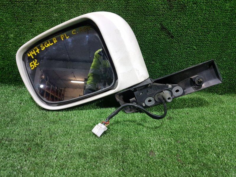 Зеркало Mazda Bongo Friendee SGLR WLT 1999 переднее левое (б/у)