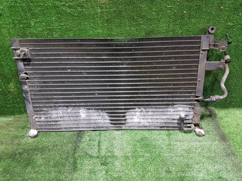 Радиатор кондиционера Mitsubishi Rvr N23WG 4G63 1993 (б/у)