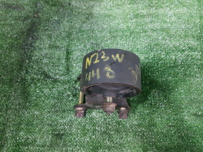 Подушка двигателя Mitsubishi Rvr N23WG 4G63 1993 задняя (б/у)