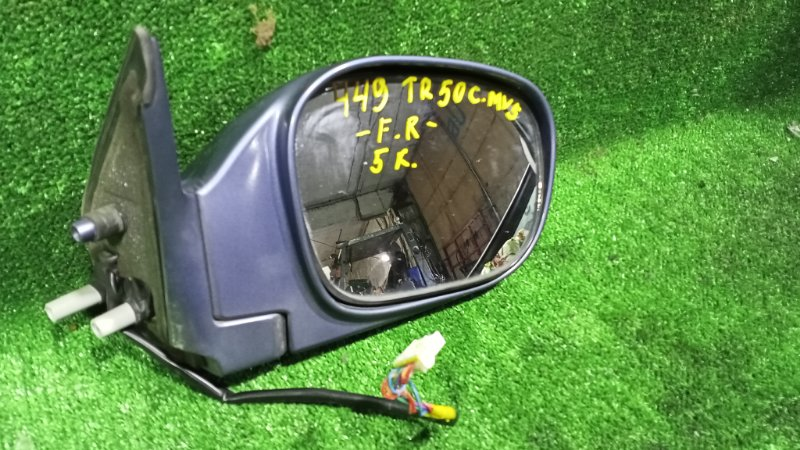 Зеркало Nissan Terrano TR50 ZD30DDTI 2001 переднее правое (б/у)