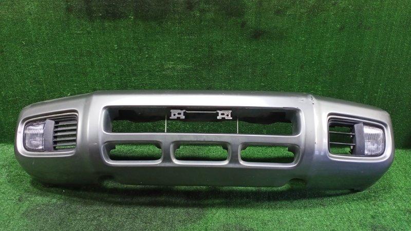 Бампер Nissan Terrano TR50 ZD30DDTI 2001 передний (б/у)