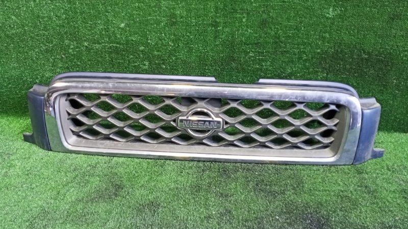 Решетка радиатора Nissan Terrano TR50 ZD30DDTI 2001 (б/у)