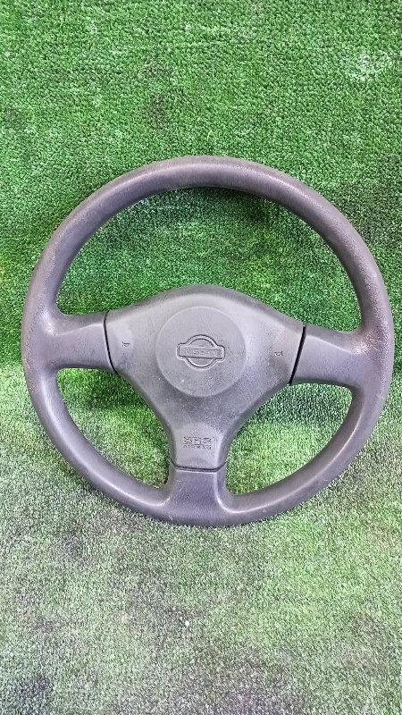 Руль с airbag Nissan Terrano TR50 ZD30DDTI 2001 (б/у)