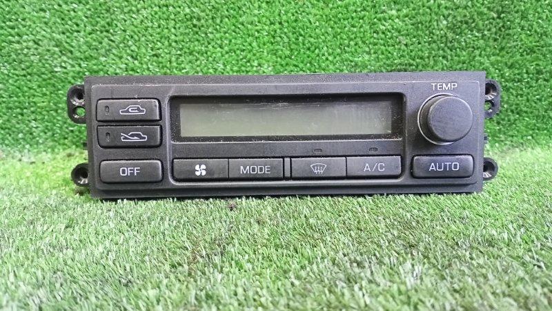 Блок управления климат-контролем Nissan Terrano TR50 ZD30DDTI 2001 передний (б/у)