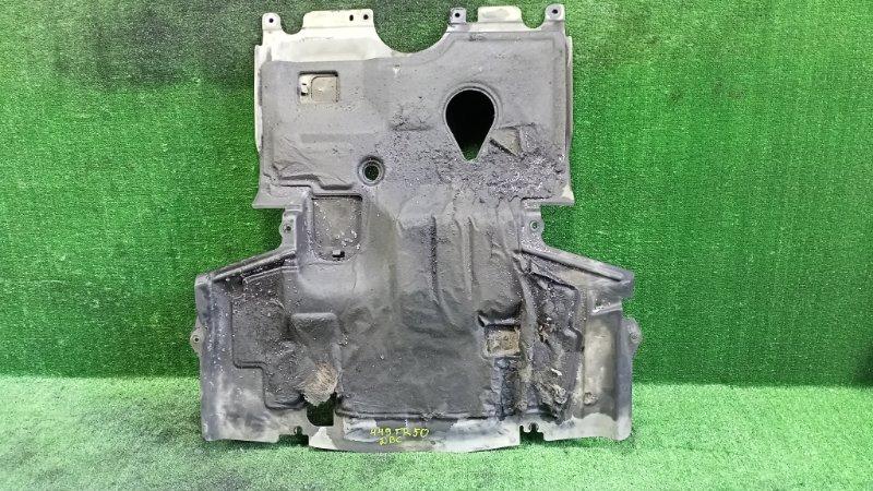 Защита двигателя Nissan Terrano TR50 ZD30DDTI 2001 (б/у)