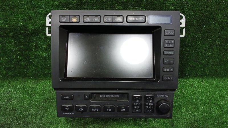 Блок управления климат-контролем Toyota Crown JZS155 2JZGE 1999 (б/у)