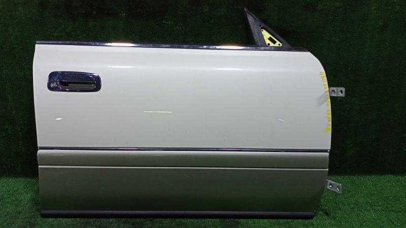Дверь Toyota Crown JZS155 2JZGE 1999 передняя правая (б/у)