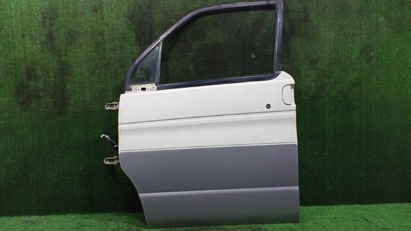 Дверь Mazda Bongo Friendee SGLR WLT 1999 передняя левая (б/у)