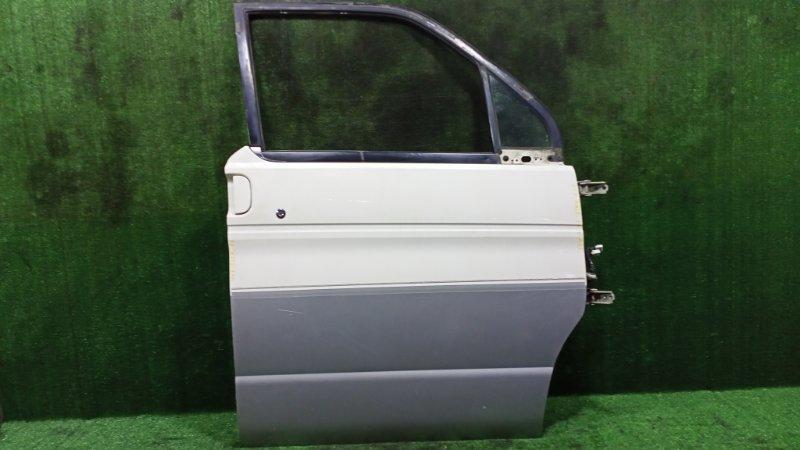 Дверь Mazda Bongo Friendee SGLR WLT 1999 передняя правая (б/у)