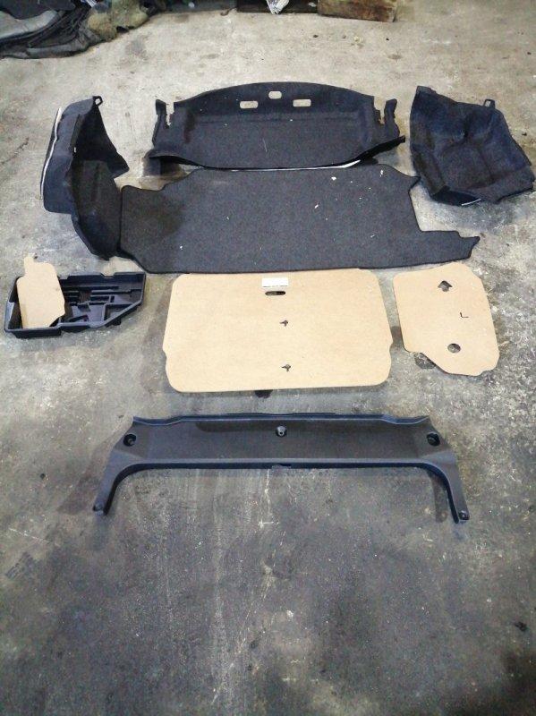 Обшивка багажника Toyota Crown JZS155 2JZGE 1999 (б/у)