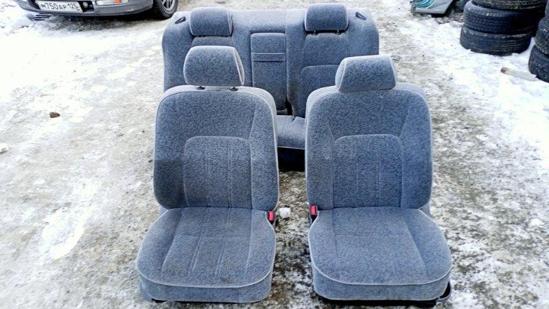 Сидения комплект Toyota Crown JZS155 2JZGE 1999 (б/у)