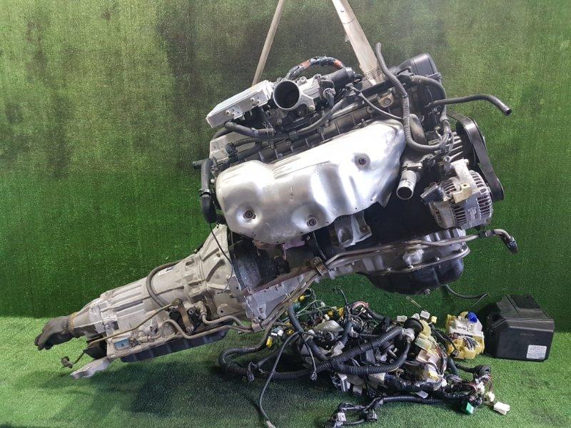 Двигатель Toyota Crown JZS155 2JZGE 1999 (б/у)
