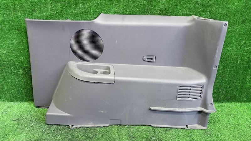 Обшивка багажника Mitsubishi Pajero Junior H57A 4A31 1996 задняя правая (б/у)