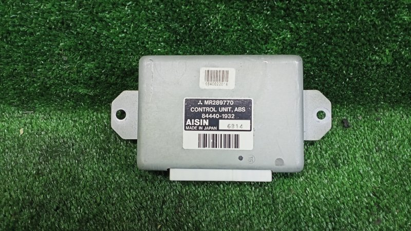 Блок управления abs Mitsubishi Pajero Junior H57A 4A31 1996 (б/у)