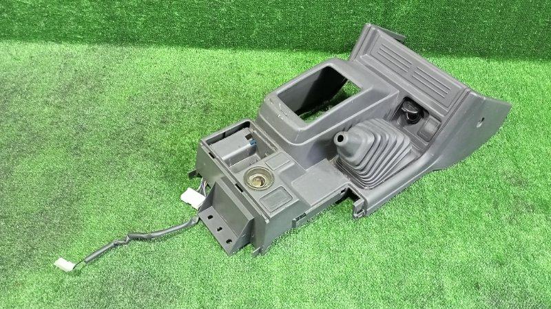 Консоль кпп Mitsubishi Pajero V21W 4G64 1996 (б/у)