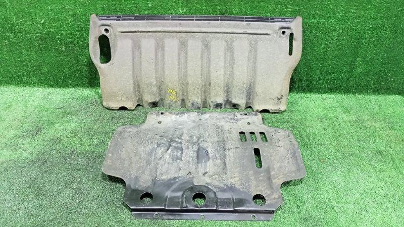 Защита двигателя Mitsubishi Pajero V21W 4G64 1996 (б/у)