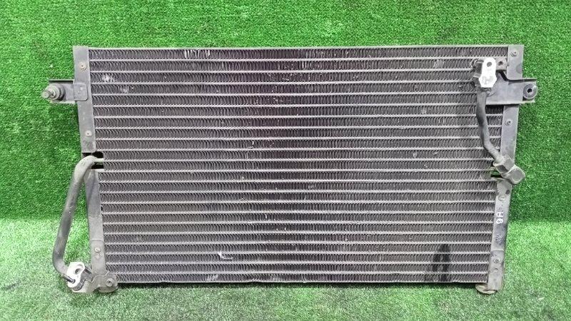Радиатор кондиционера Mitsubishi Pajero V21W 4G64 1996 передний (б/у)