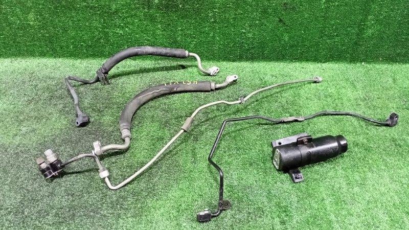 Трубки кондиционера Mitsubishi Pajero V21W 4G64 1996 (б/у)