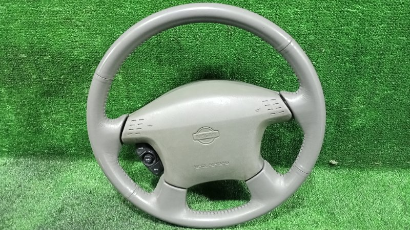 Руль с airbag Nissan Cedric HY34 VQ30DET 1999 (б/у)