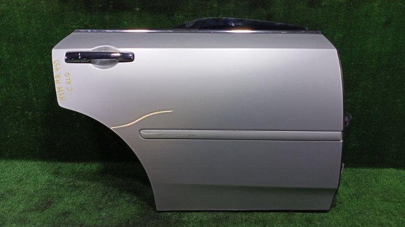 Дверь Nissan Cedric HY34 VQ30DET 1999 задняя правая (б/у)