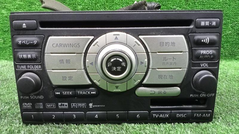 Магнитофон Nissan X-Trail TNT31 QR25DE 2007 (б/у)