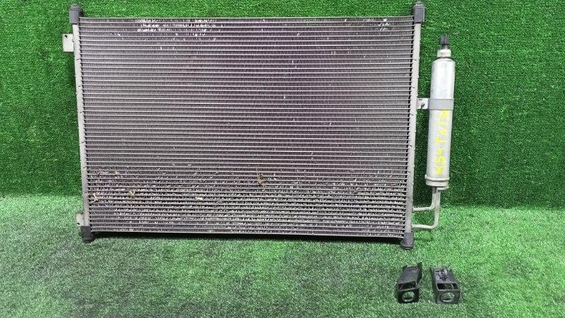 Радиатор кондиционера Nissan X-Trail TNT31 QR25DE 2007 (б/у)