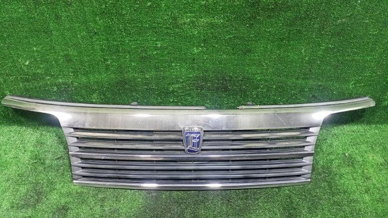 Решетка радиатора Nissan Elgrand AVWE50 QD32ETI 1997 передняя (б/у)
