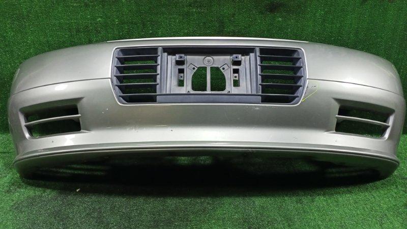 Бампер Nissan Elgrand AVWE50 QD32ETI 1997 передний (б/у)