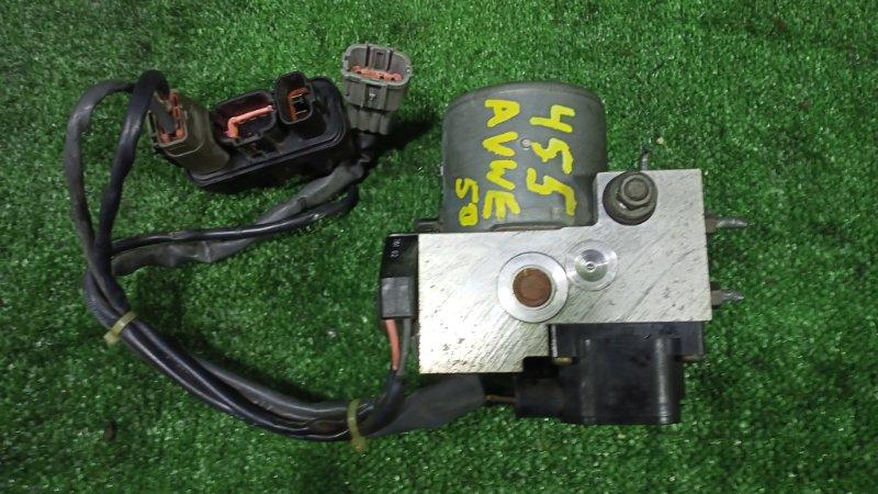 Блок abs Nissan Elgrand AVWE50 QD32ETI 1997 (б/у)