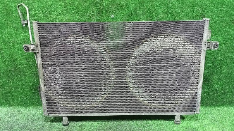 Радиатор кондиционера Nissan Elgrand AVWE50 QD32ETI 1997 передний (б/у)