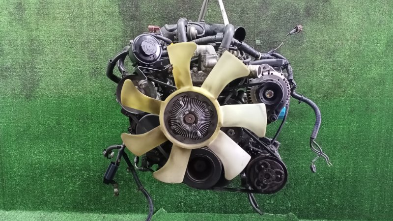 Двигатель Nissan Elgrand AVWE50 QD32ETI 1997 (б/у)