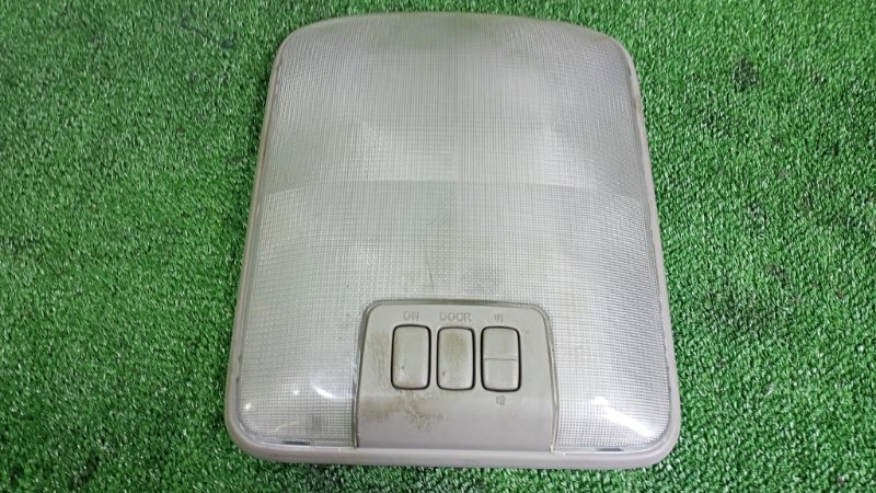 Плафон Nissan Elgrand AVWE50 QD32ETI 1997 задний (б/у)