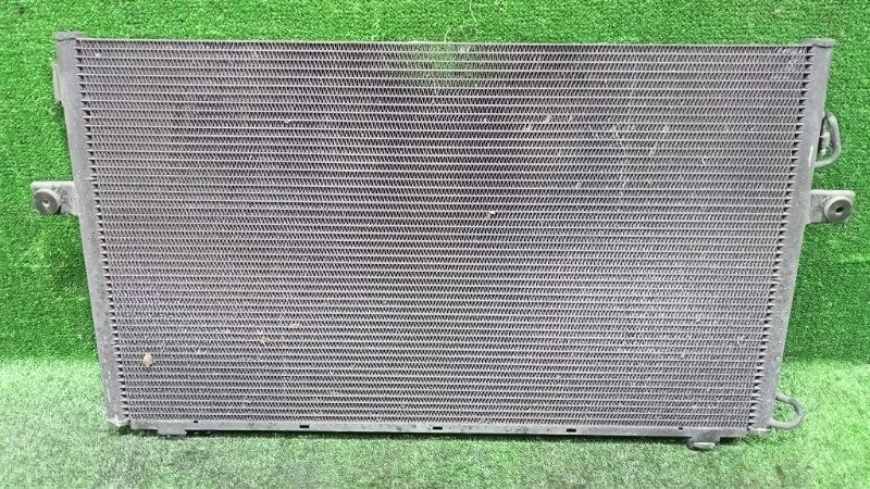 Радиатор кондиционера Nissan Bassara JVU30 YD25DDTI 1999 передний (б/у)