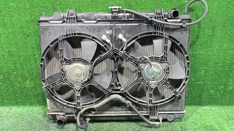 Радиатор основной Nissan Bassara JVU30 YD25DDTI 1999 передний (б/у)