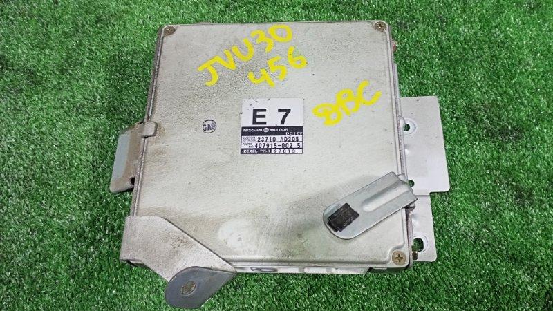 Блок управления efi Nissan Bassara JVU30 YD25DDTI 1999 (б/у)