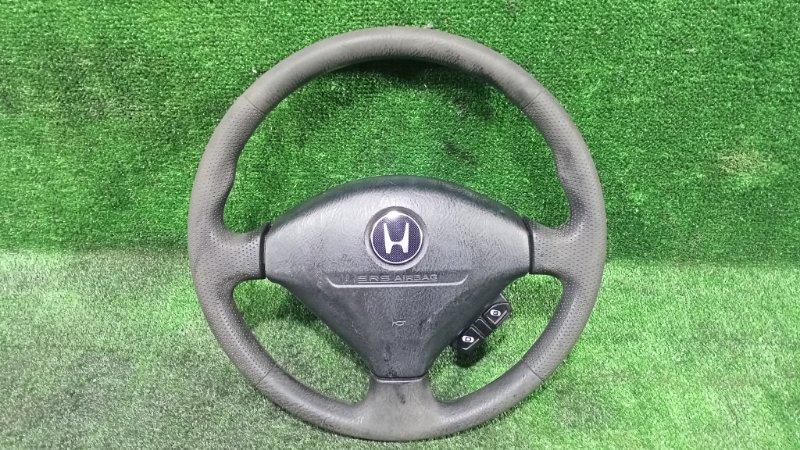Руль с airbag Honda Hr-V GH3 D16A 1999 (б/у)