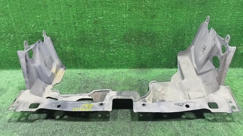 Защита двигателя Honda Hr-V GH3 D16A 1999 передняя (б/у)