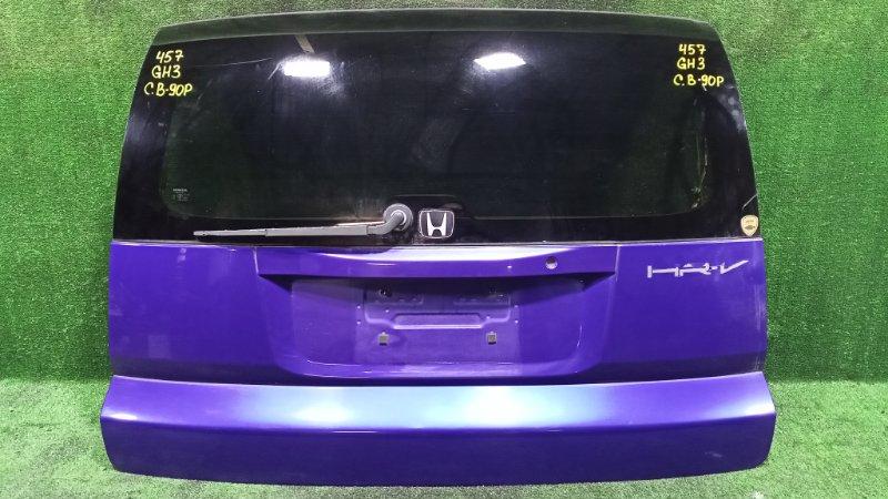 Дверь 5-я Honda Hr-V GH3 D16A 1999 задняя (б/у)