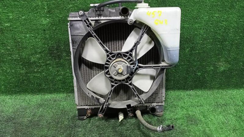 Радиатор основной Honda Hr-V GH3 D16A 1999 (б/у)