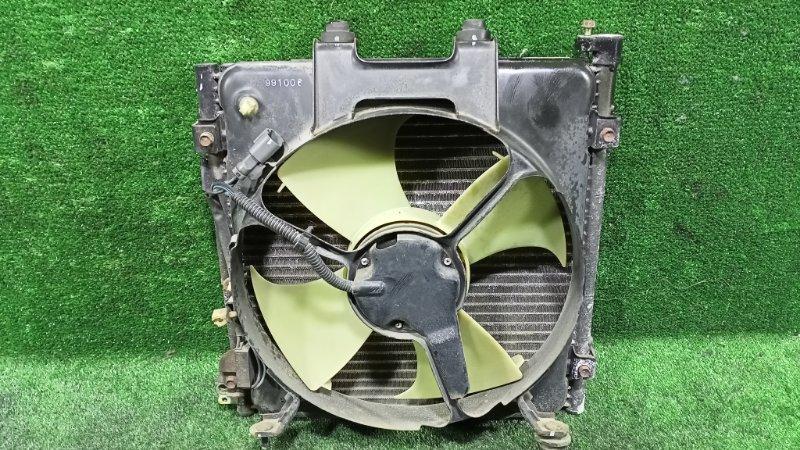 Радиатор кондиционера Honda Hr-V GH3 D16A 1999 передний (б/у)