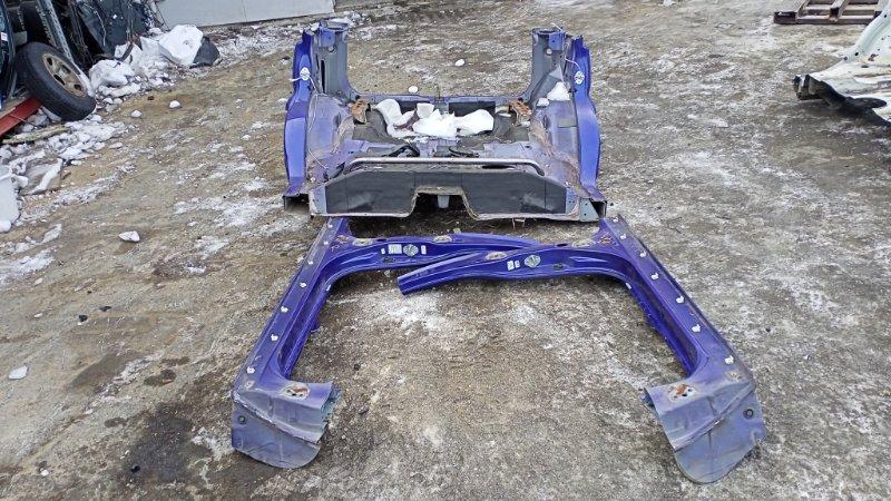 Задняя часть а/м Honda Hr-V GH3 D16A 1999 задняя (б/у)