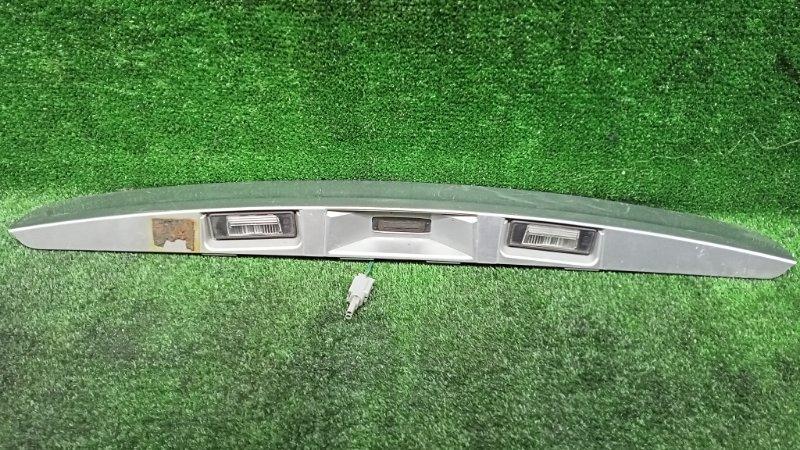 Накладка на дверь Nissan Dualis J10 MR20DE задняя (б/у)
