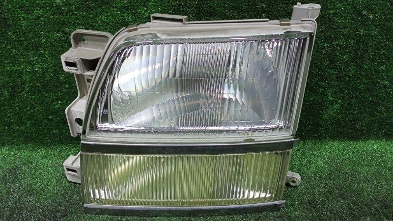 Фара Nissan Elgrand AVWE50 QD32ETI 1997 передняя левая (б/у)